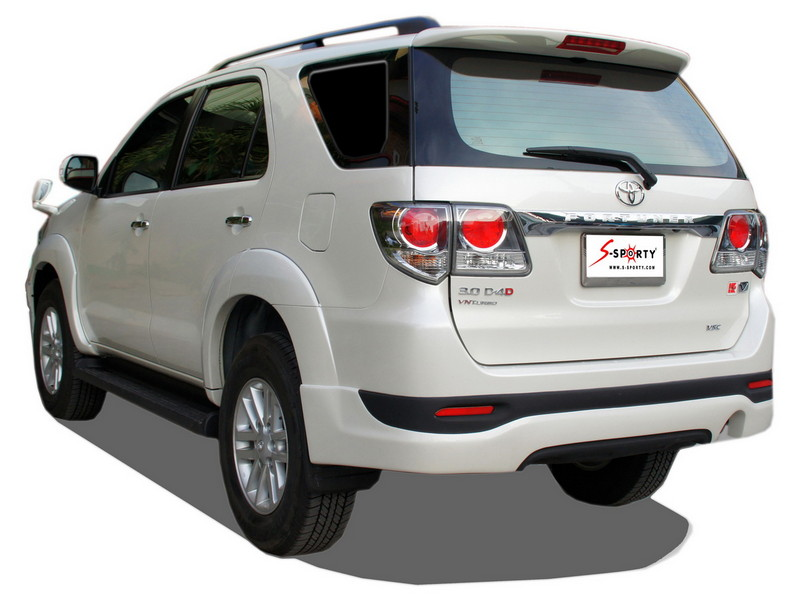 FORTUNER 2011 S-SPORTY