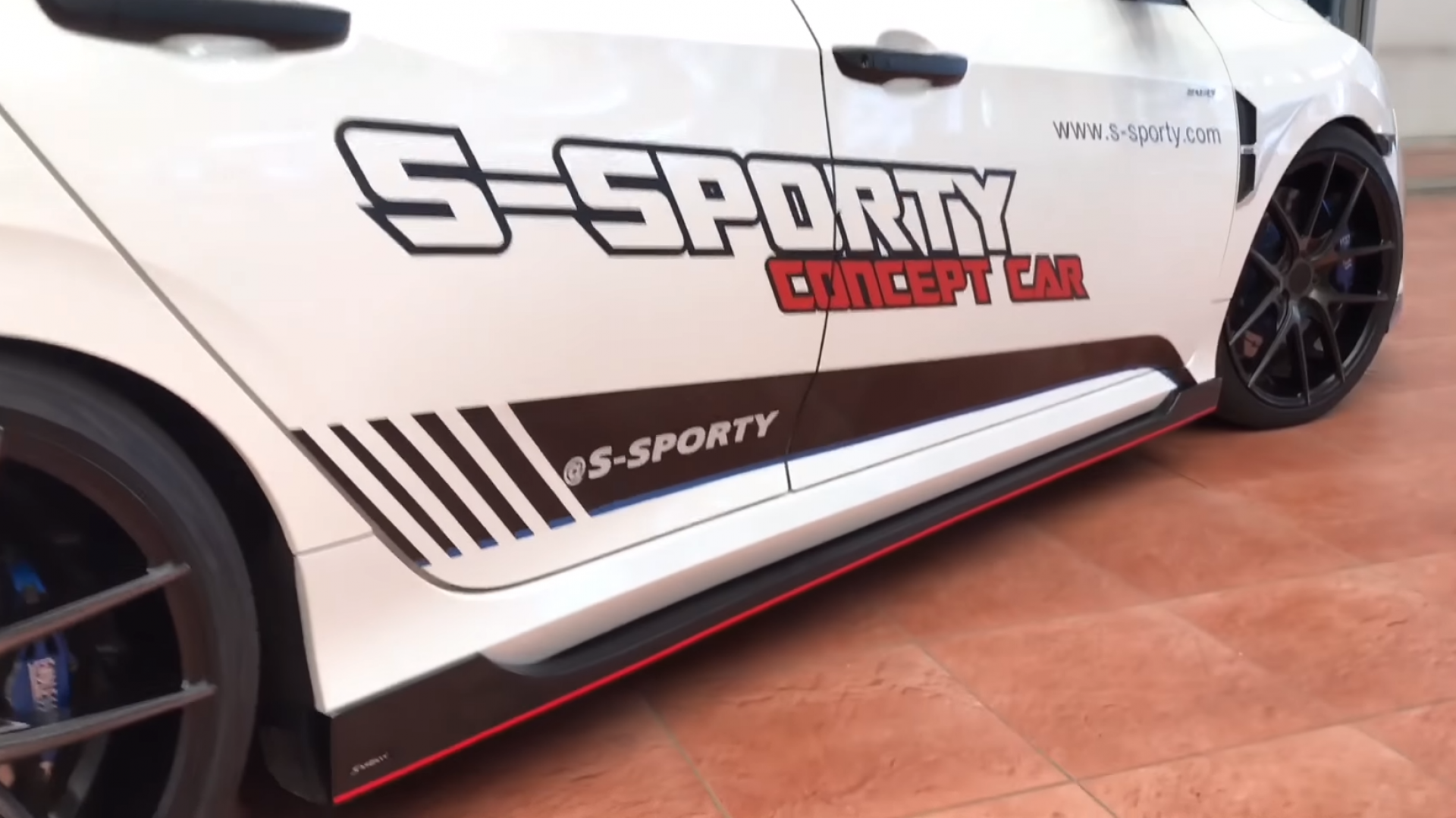 S-Sporty